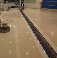 石材养护整体工艺流程